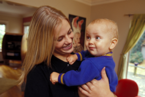 Is your child old enough to babysit? Here are 7 signs to help you decide!