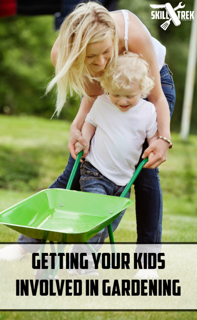 Gardening is a huge job, which makes it the perfect family hobby. Being able to garden alongside your kids, is a true gift. Here are some tips to help get your kids involved in gardening.