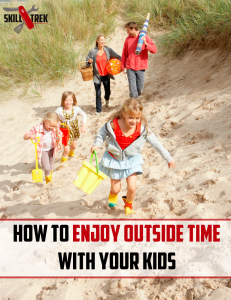 Are you wanting to spend quality time with your kids this summer? Do you long to explore the great outdoors? Here are some tips to help you enjoy outside time with your kids!