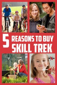 Call us biased, but we struggle only to give you five reasons to use Skill Trek. We are so convinced that this program is a powerful foundation for every child on this planet that we have given up literally hundreds of hours to create it because our own family needs this.