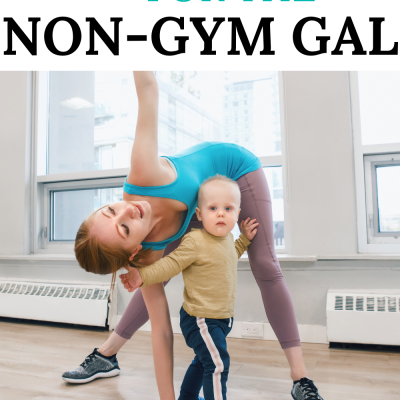5 Workout Ideas For The Non-Gym Gal