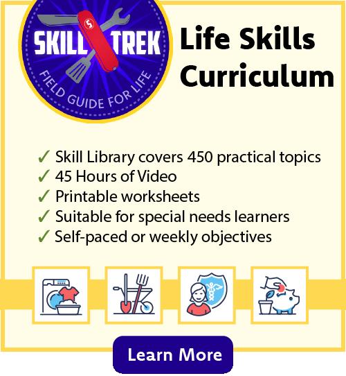 Life Skills Curriculum