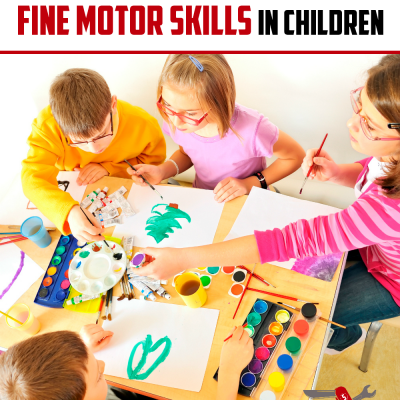 How to Promote Dexterity and Fine Motor Skills with Children