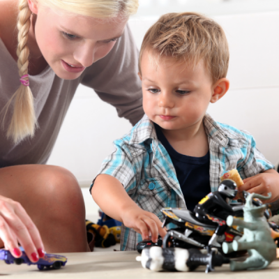 Tips for Leaving Your Child with a Babysitter for the First Time