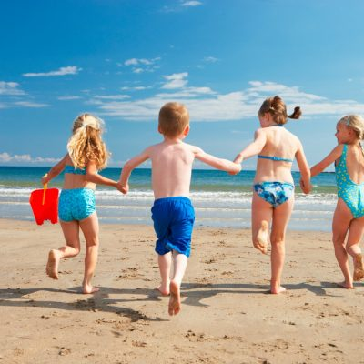 Tips on Enjoying Outside Time With Your Kids