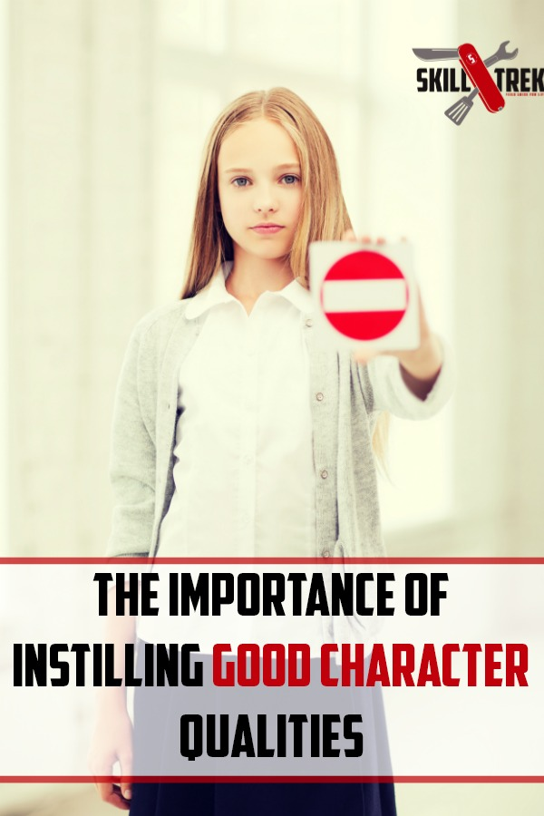 Have you ever wondered if you're taking the time you need to instill good character in your kids? Has there been a moment when you felt like your child SHOULD know right from wrong... but, they act like they don't? Instilling good character qualities in our kids is so important, and Skill Trek can help make that happen!