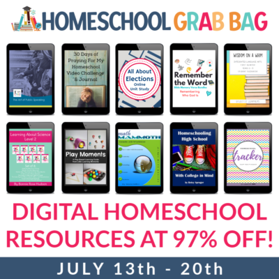 Homeschool Family? Get Your Curriculum at 97% off!